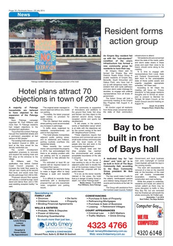 Peninsula News 398 by Mark Snell - issuu on