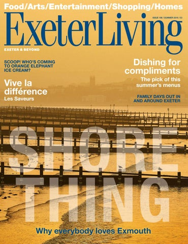 Exeter Living Issue 196 By Mediaclash Issuu