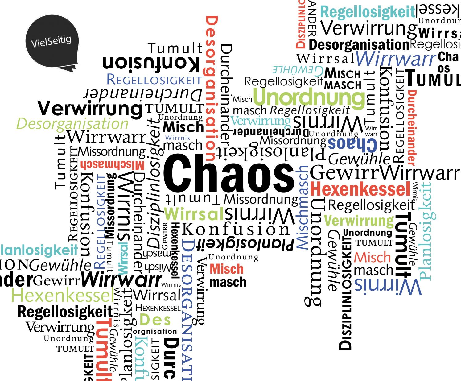 Chaos (SS 16) by VielSeitig - issuu