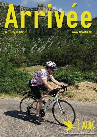 Arrivée 133 - Summer 2016 by Audax UK - issuu ae1fc8511