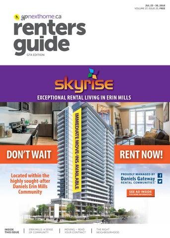 GTA Renters Guide - 30 Jul, 2016 by NextHome - issuu