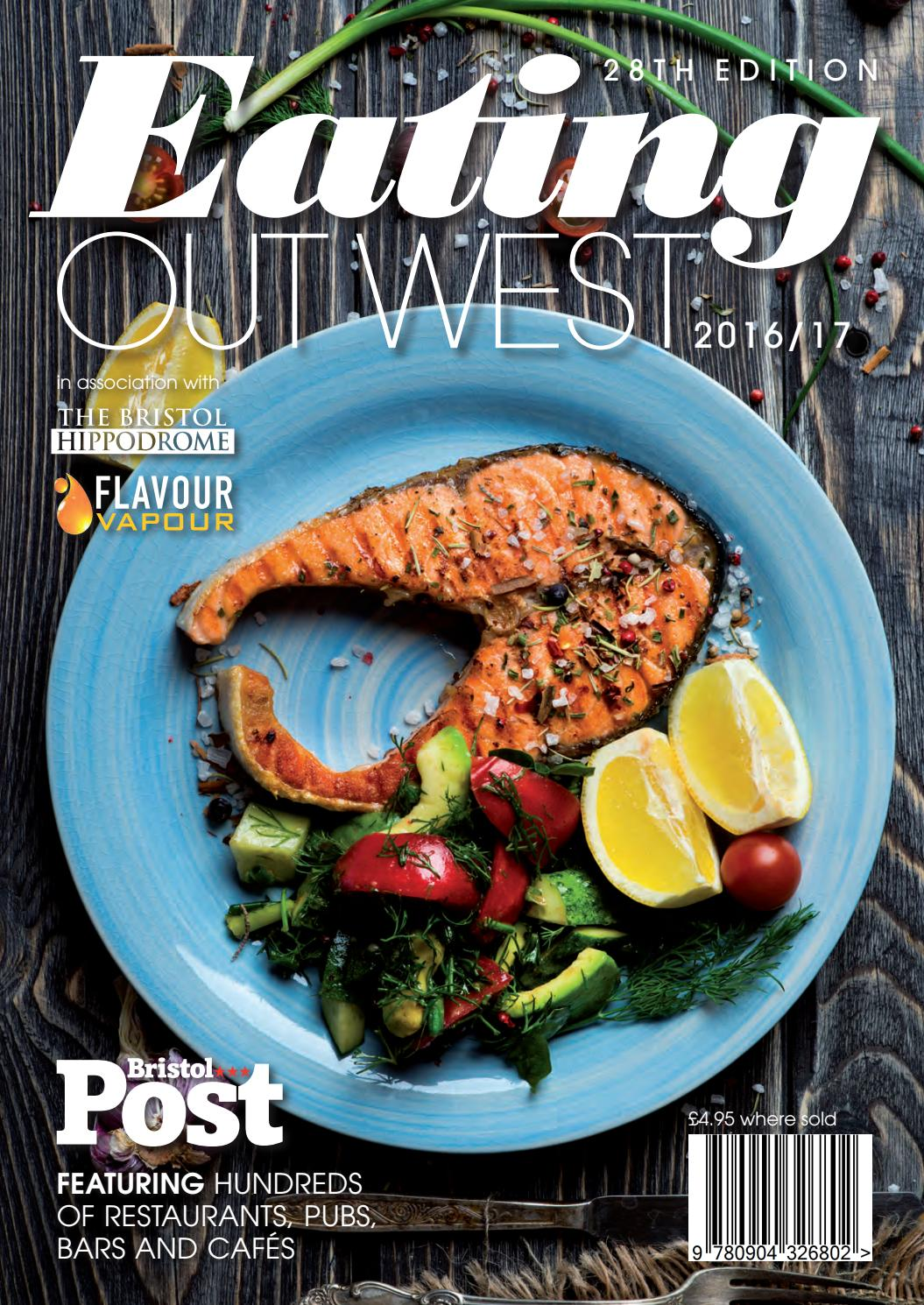 Eating Out West 2016 by Primary Times - issuu