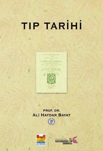Tıp Tarihi By Zeytinburnu Tıbbi Bitkiler Bahçesi Issuu