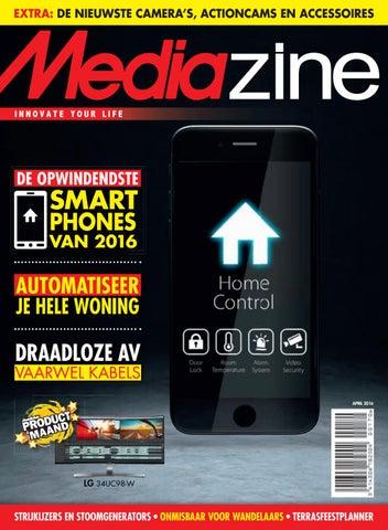 124625bd8b5e45 Mediazine België April 2016 by Mediazine België Belgique - issuu