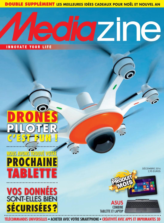 Mediazine Belgique Decembre 2014 By Belgie