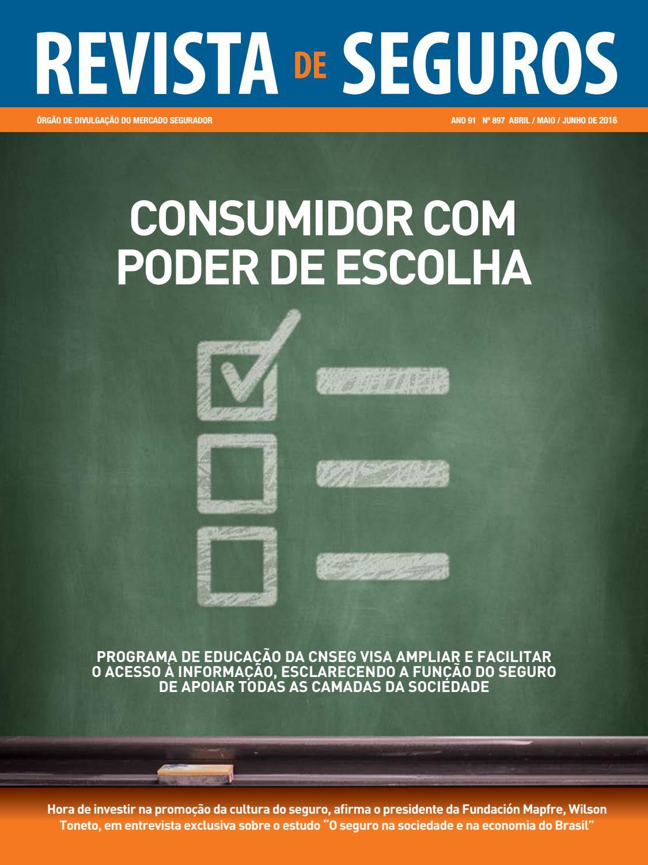 Revista de Seguros Ano 91 nº 897 by CNseg - issuu 6b57001008