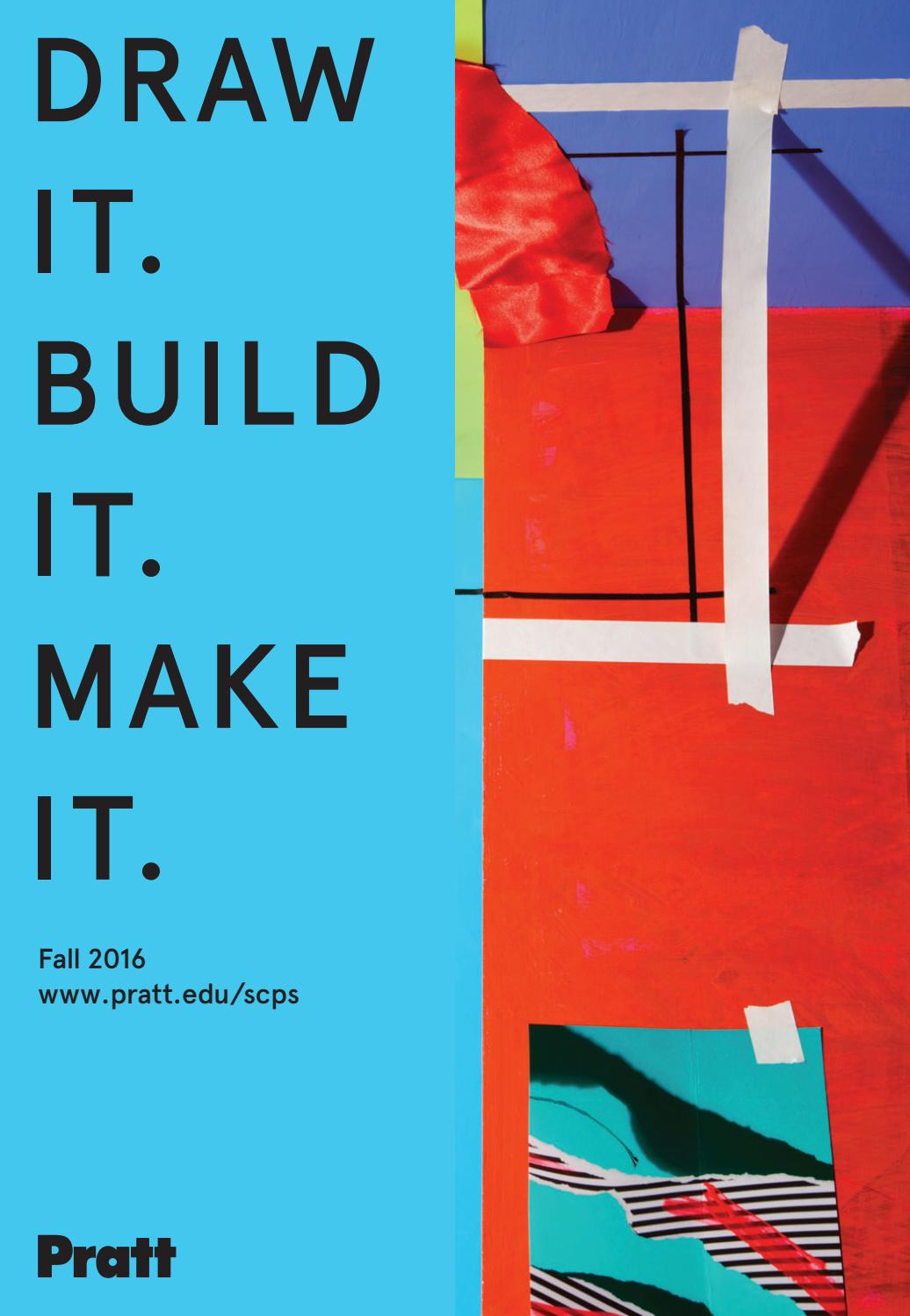 School of continuing and professional studies fall catalog 2016 by school of continuing and professional studies fall catalog 2016 by pratt institute issuu fandeluxe Images
