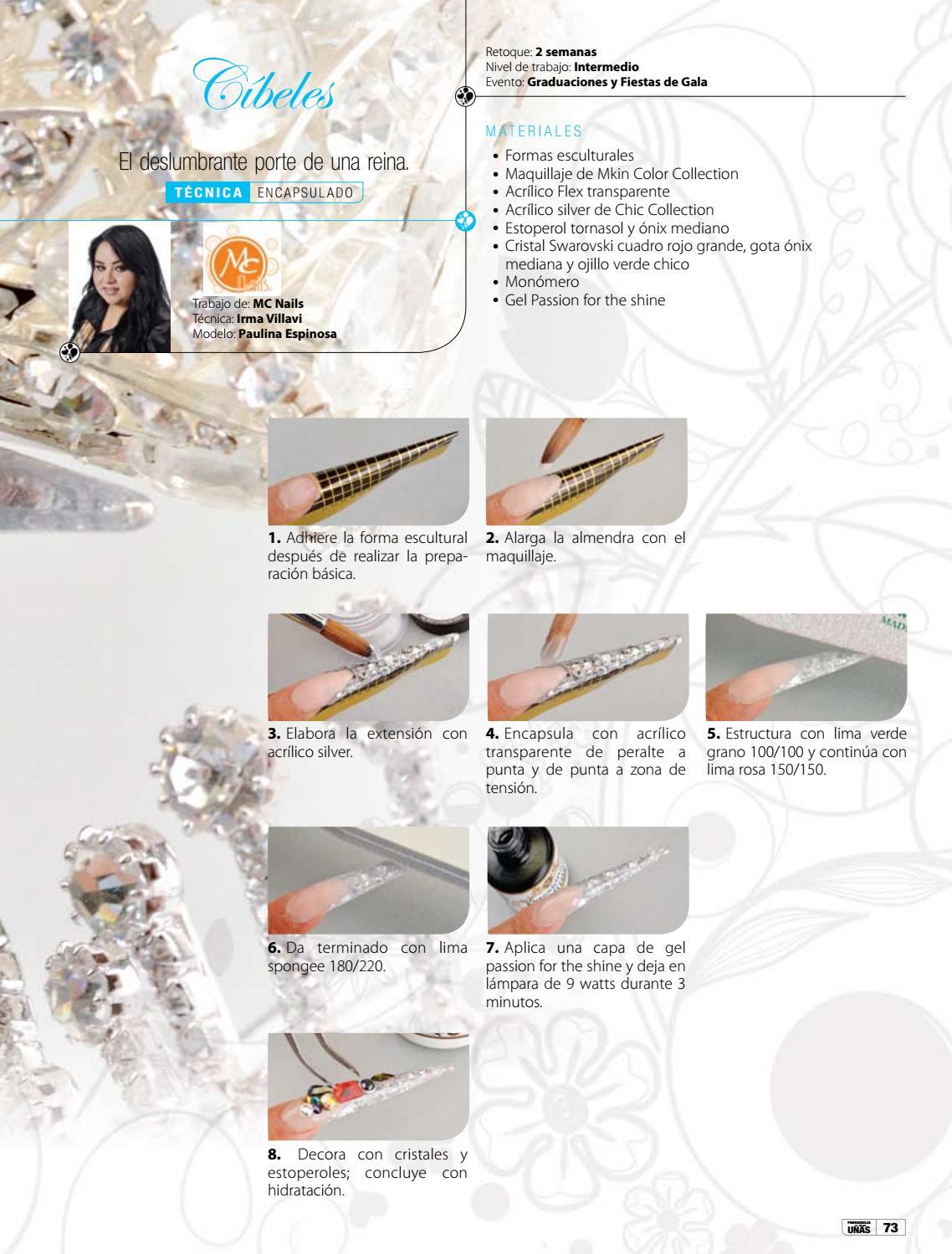 Profesionales de las uñas No. 72 by Editorial Toukan - issuu