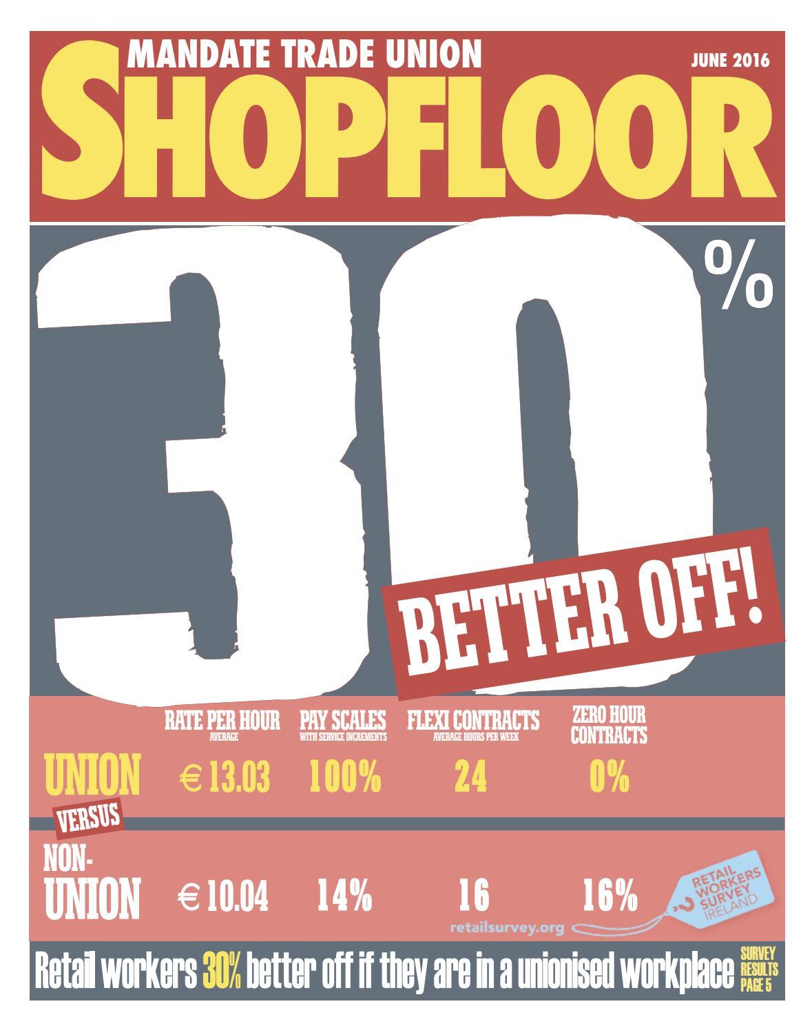 Shopfloor June 2016 by Mandate - issuu