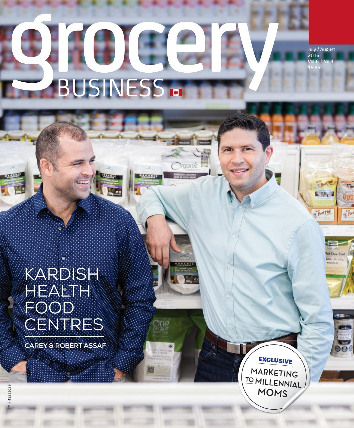 July/August 2016 by Grocery Business - issuu