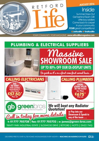 Retford life magazine august 2016 by life publications issuu page 1 fandeluxe Images