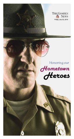 Hometown Heroes by The Goshen News - issuu