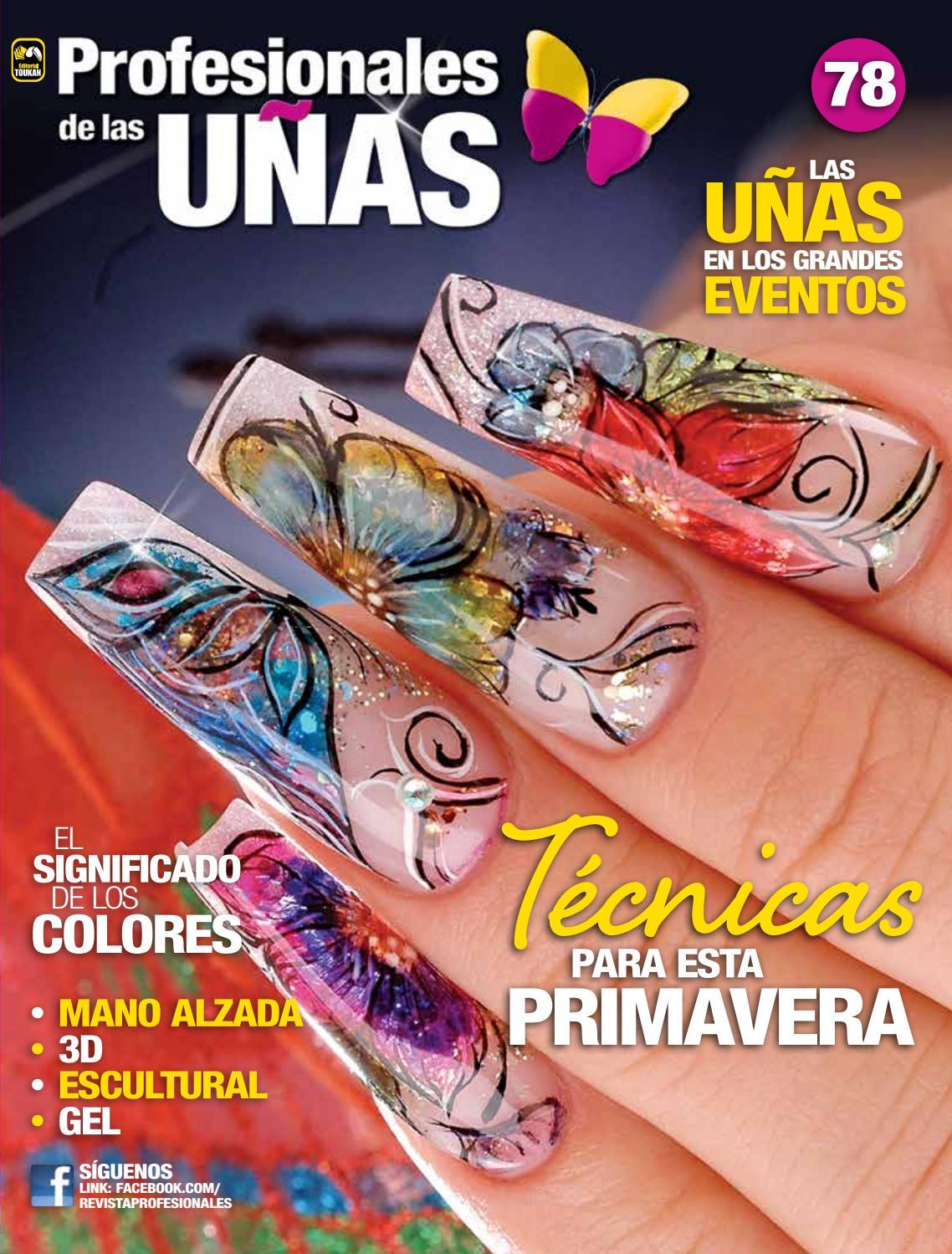 Profesionales de las uñas No. 78 by Editorial Toukan - issuu