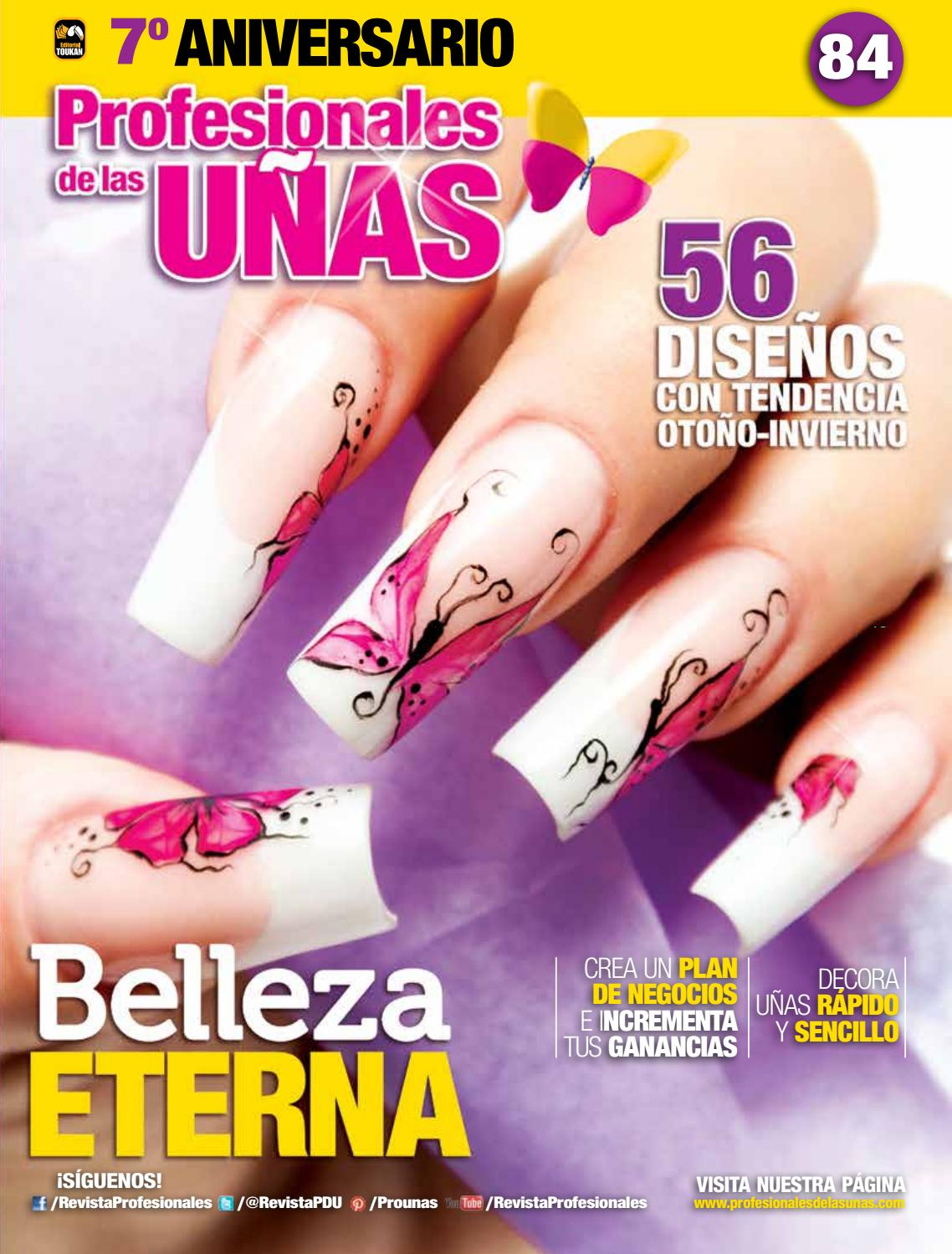 Profesionales de las uñas No. 84 by Editorial Toukan - issuu