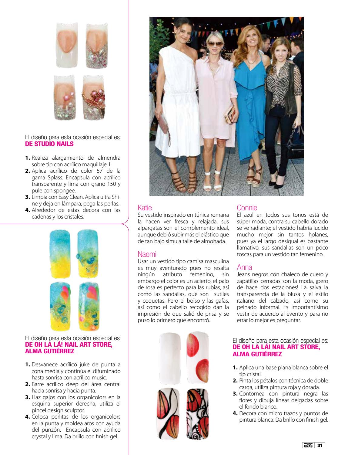 Editorial Las Issuu Profesionales 85 By De Toukan No Uñas rdxCBoQEWe