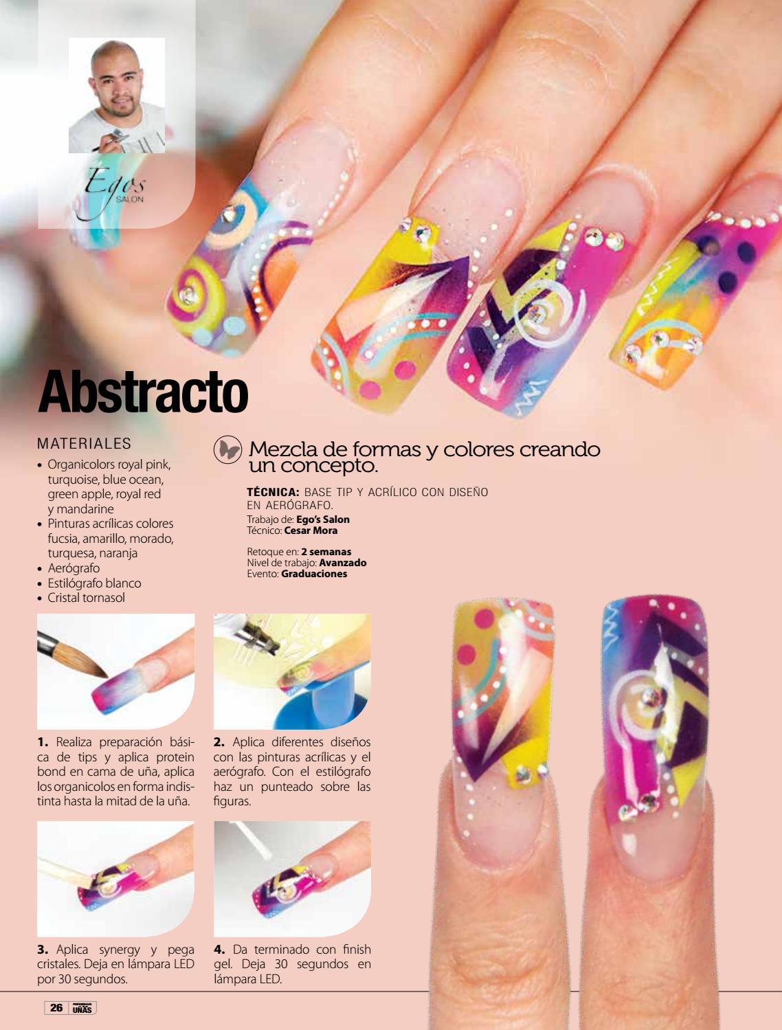 c97b7c5c0 Profesionales de las uñas No. 87 by Editorial Toukan - issuu