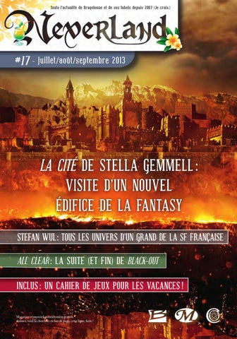 9776cfe6ad8 N°17 - juillet   août   septembre 2013 by Editions Bragelonne - issuu