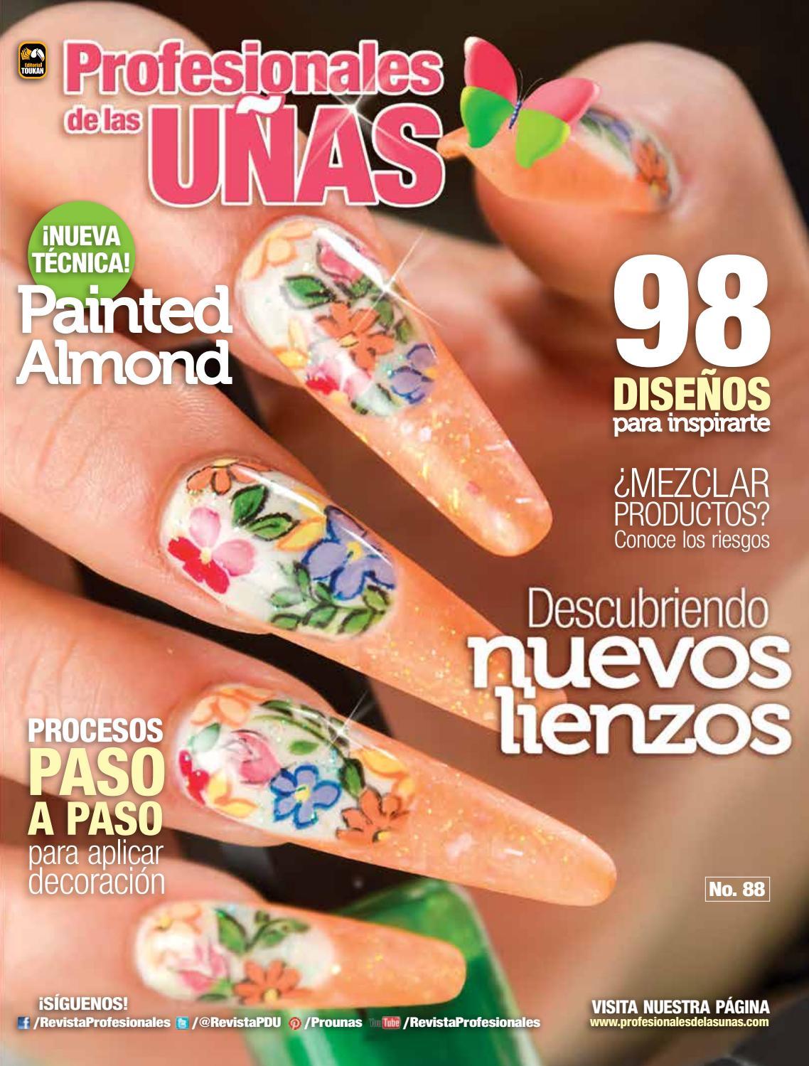 Profesionales de las uñas No. 88 by Editorial Toukan - issuu