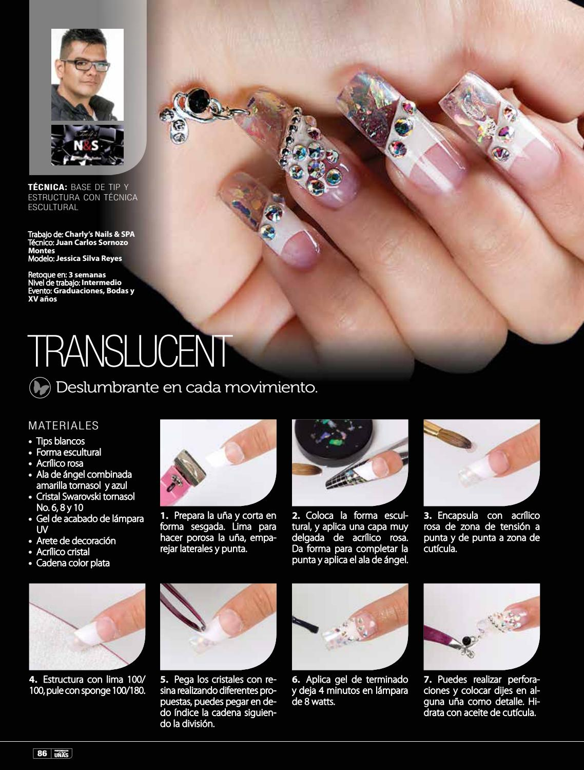Profesionales De Las Uñas No 91 By Editorial Toukan Issuu