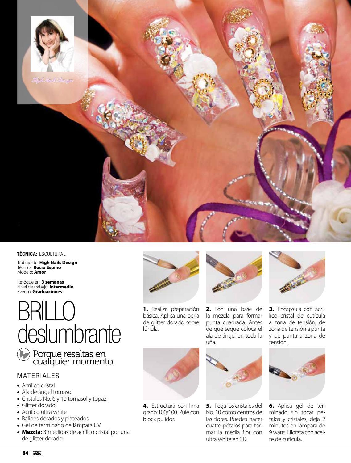 2a3bf64af Profesionales de las uñas No. 94 by Editorial Toukan - issuu
