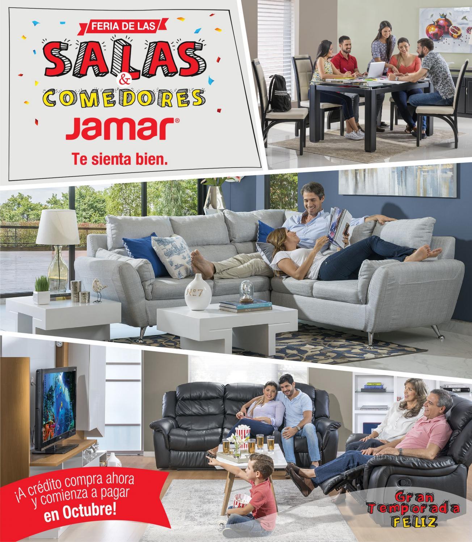 Cat Logo Feria De Las Salas Y Comedores Jamar 2016 Barranquilla By  # Muebles Jamar Barranquilla