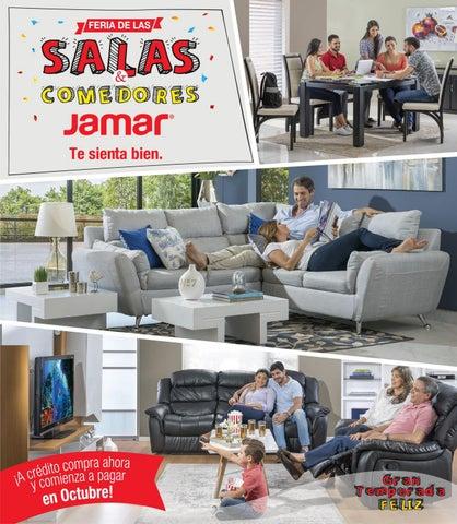 Cat Logo Feria De Las Salas Y Comedores Jamar 2016