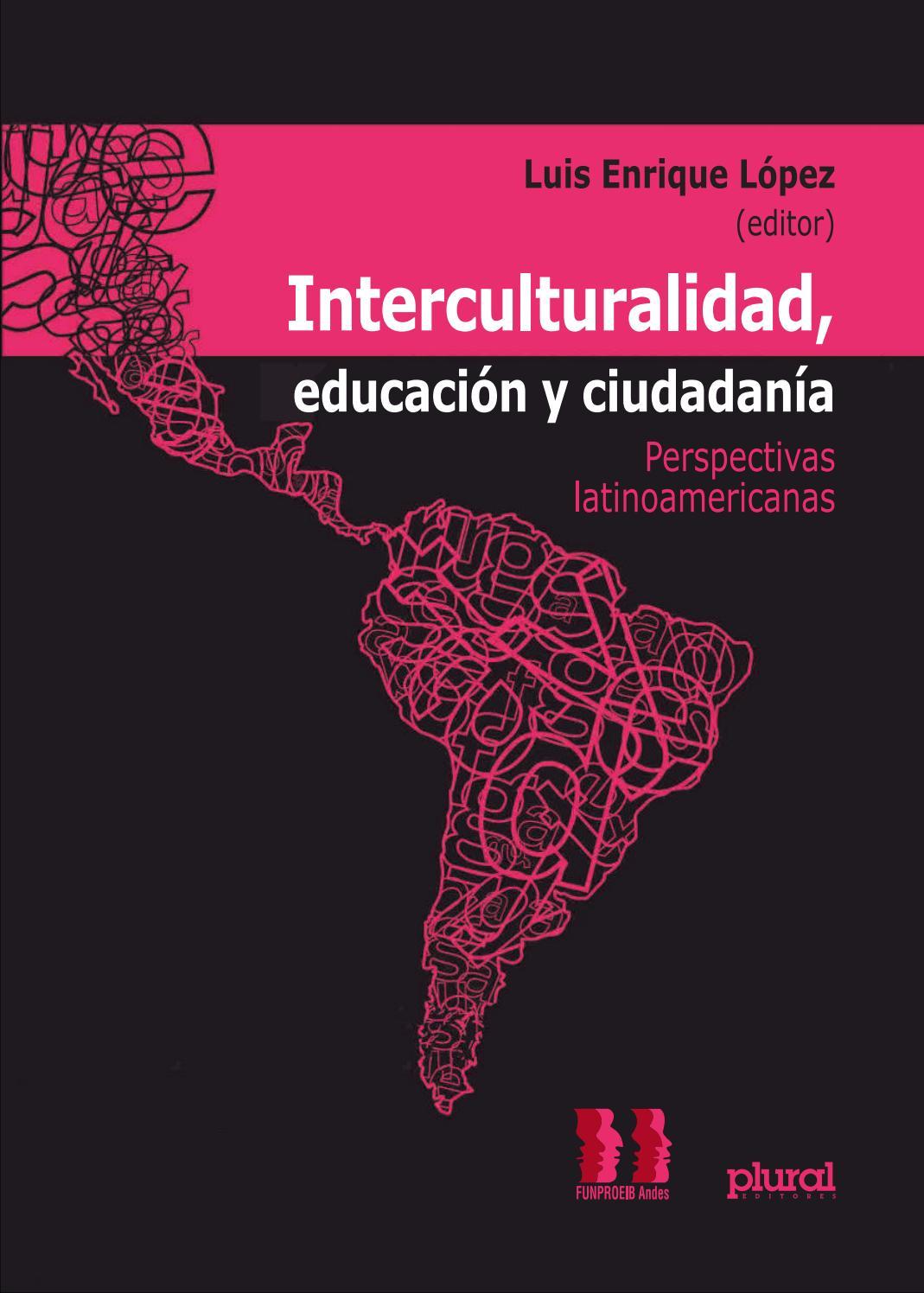 Interculturalidad Educación Y Ciudadanía By Educacion