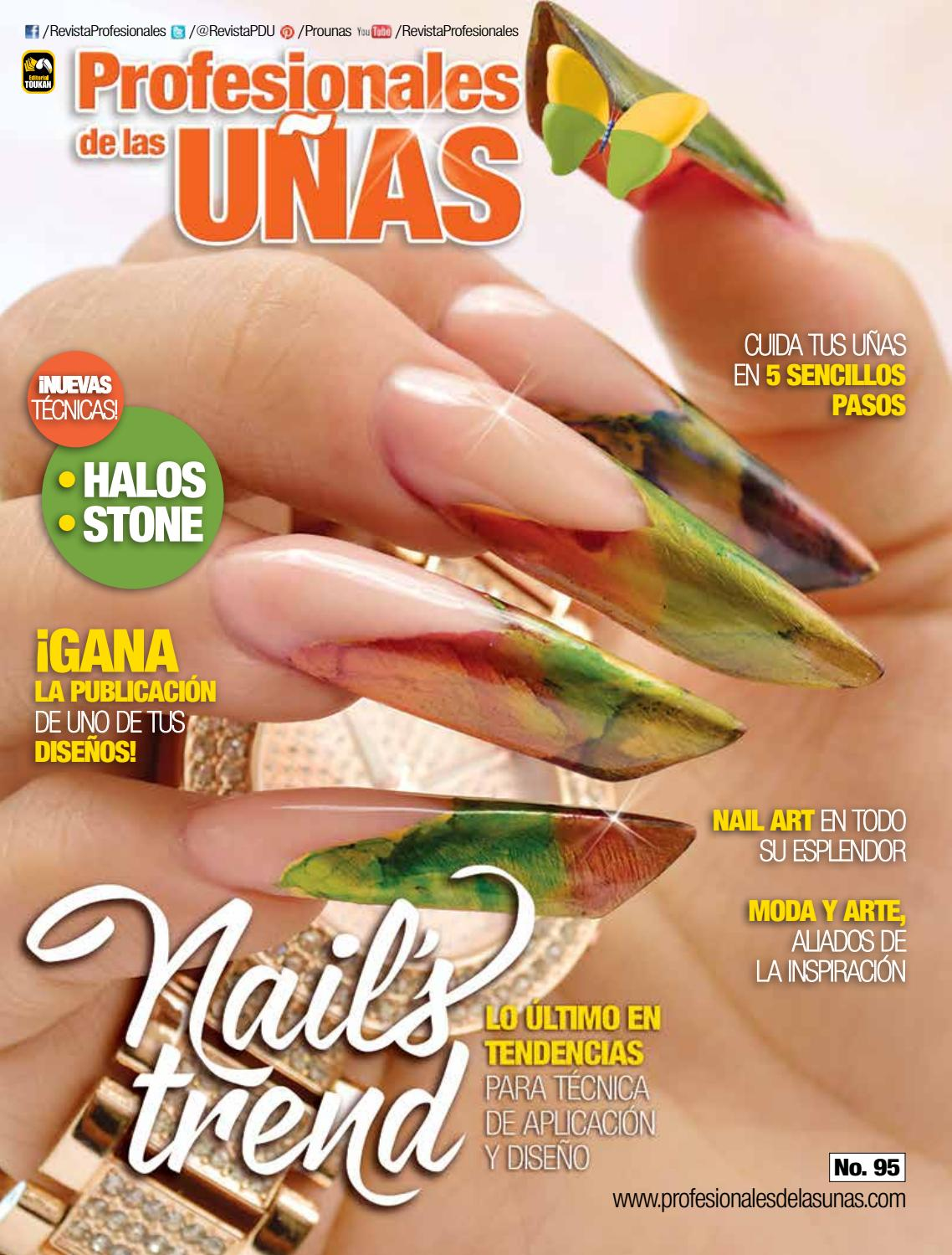 Profesionales de las uñas No. 95 by Editorial Toukan - issuu
