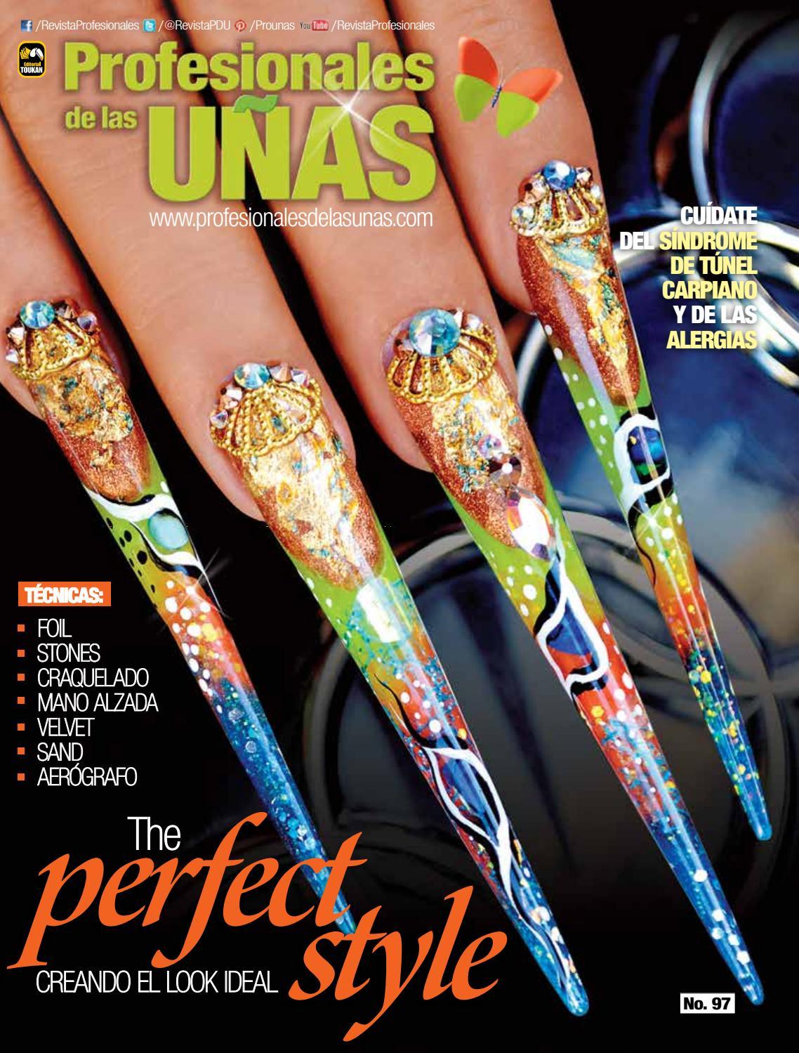 Profesionales de las uñas No. 97 by Editorial Toukan - issuu