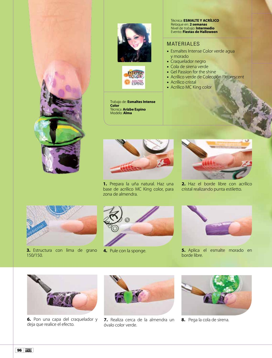 Profesionales de las uñas No. 97 by Editorial Toukan - issuu