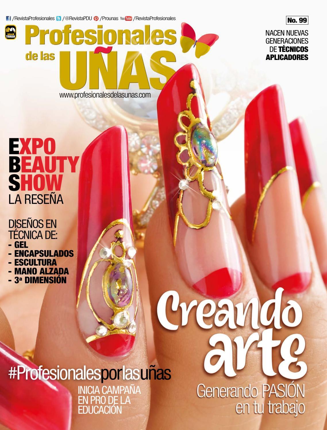 Profesionales de las uñas No. 104 by Editorial Toukan - issuu