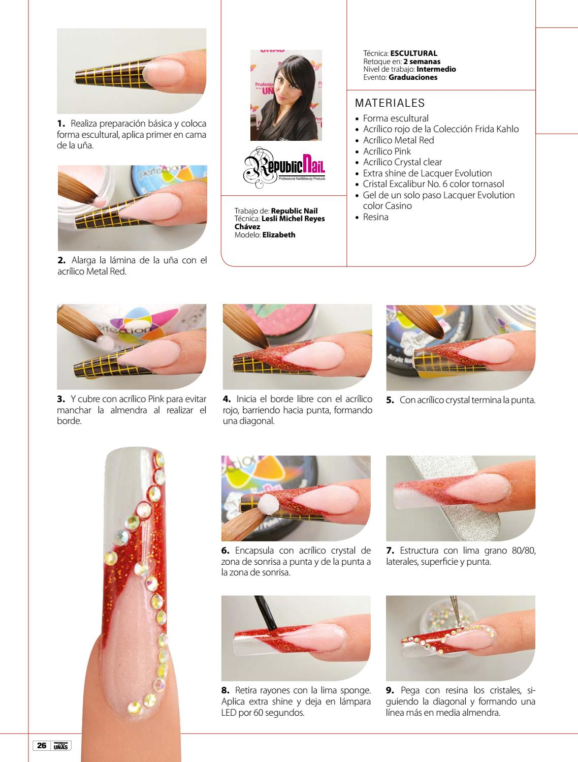 Profesionales de las uñas No. 99 by Editorial Toukan - issuu