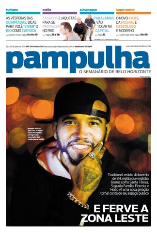 Pampulha - Sábado, 23.7.2016 by Tecnologia Sempre Editora - issuu 252f382324