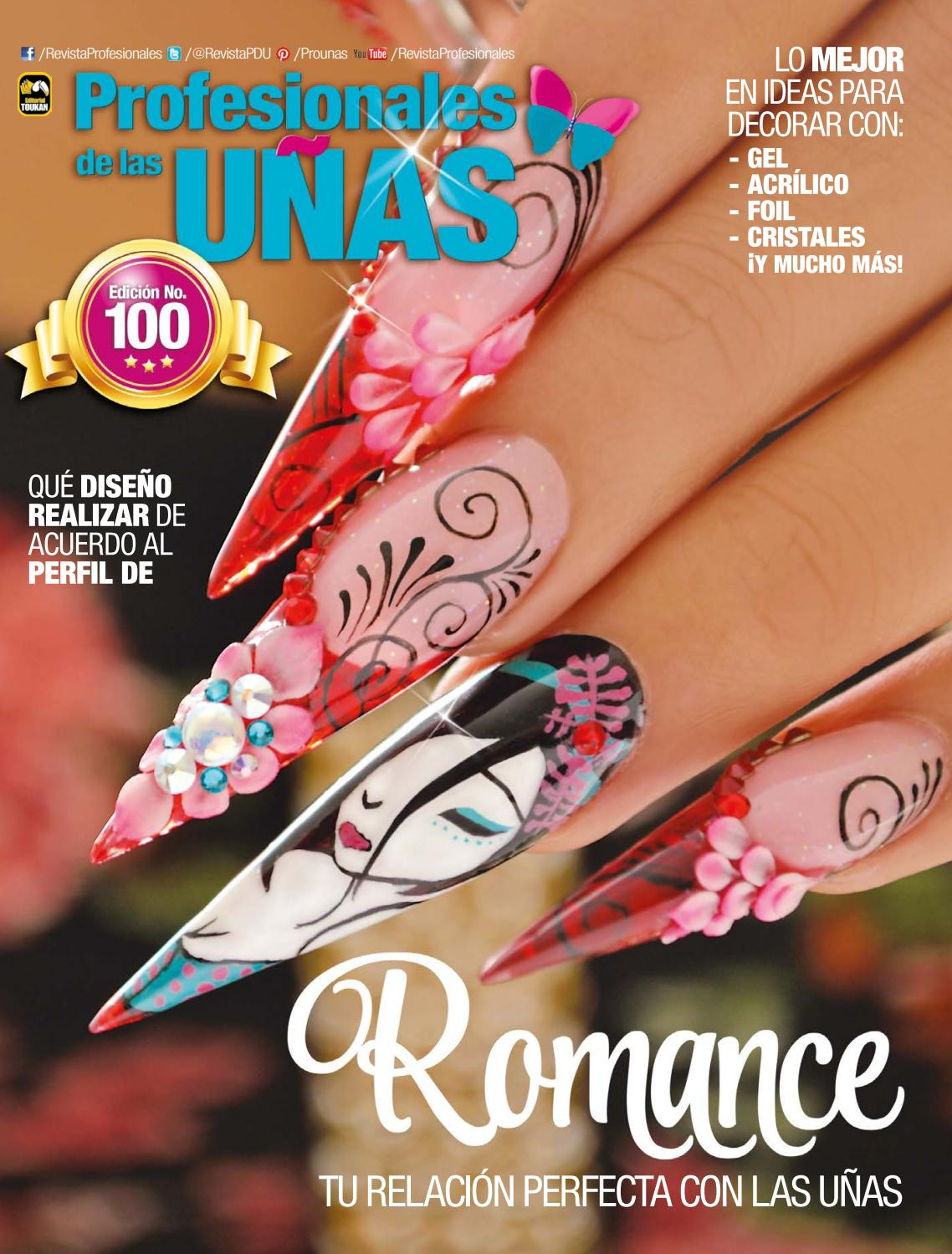 Profesionales de las uñas No. 100 by Editorial Toukan - issuu