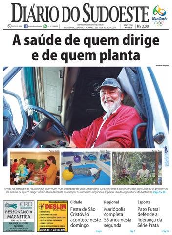 Diário do sudoeste 23 e 24 de julho de 2016 ed 6683 by Diário do ... d9edb968f3