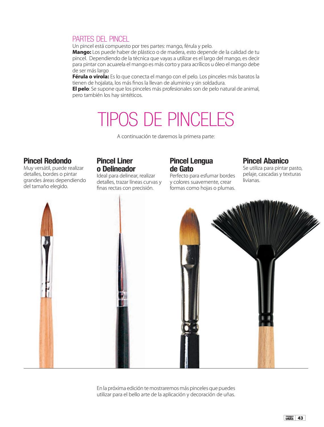 Profesionales De Las Uñas No 105 By Editorial Toukan Issuu