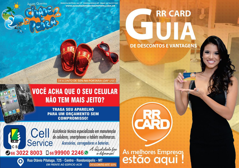 375431898a6 Guia RR Card (2016) by RR CARD - issuu