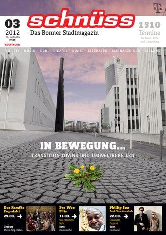 Schnüss 201203 By Schnüss Das Bonner Stadtmagazin Issuu