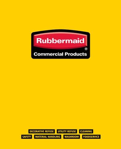 5b023dd5f97 Rubbermaid Commercial Products by Catalina Maldonado - issuu