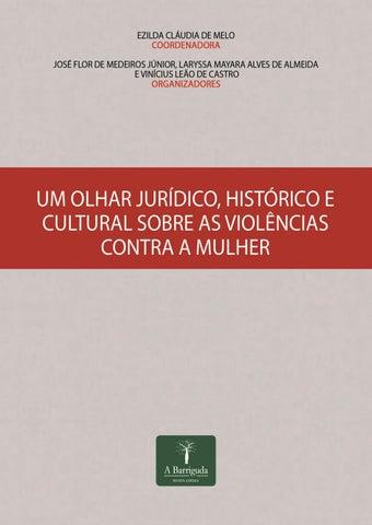 812a1be38b71b UM OLHAR JURÍDICO, HISTÓRICO E CULTURAL SOBRE AS VIOLÊNCIAS CONTRA A ...