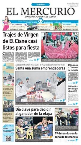 622b03451 hemeroteca 24-07-2016 by Diario El Mercurio Cuenca - issuu