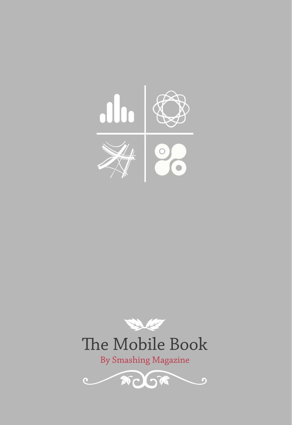 Smashing ebooks the mobile book by Byron Sin - issuu