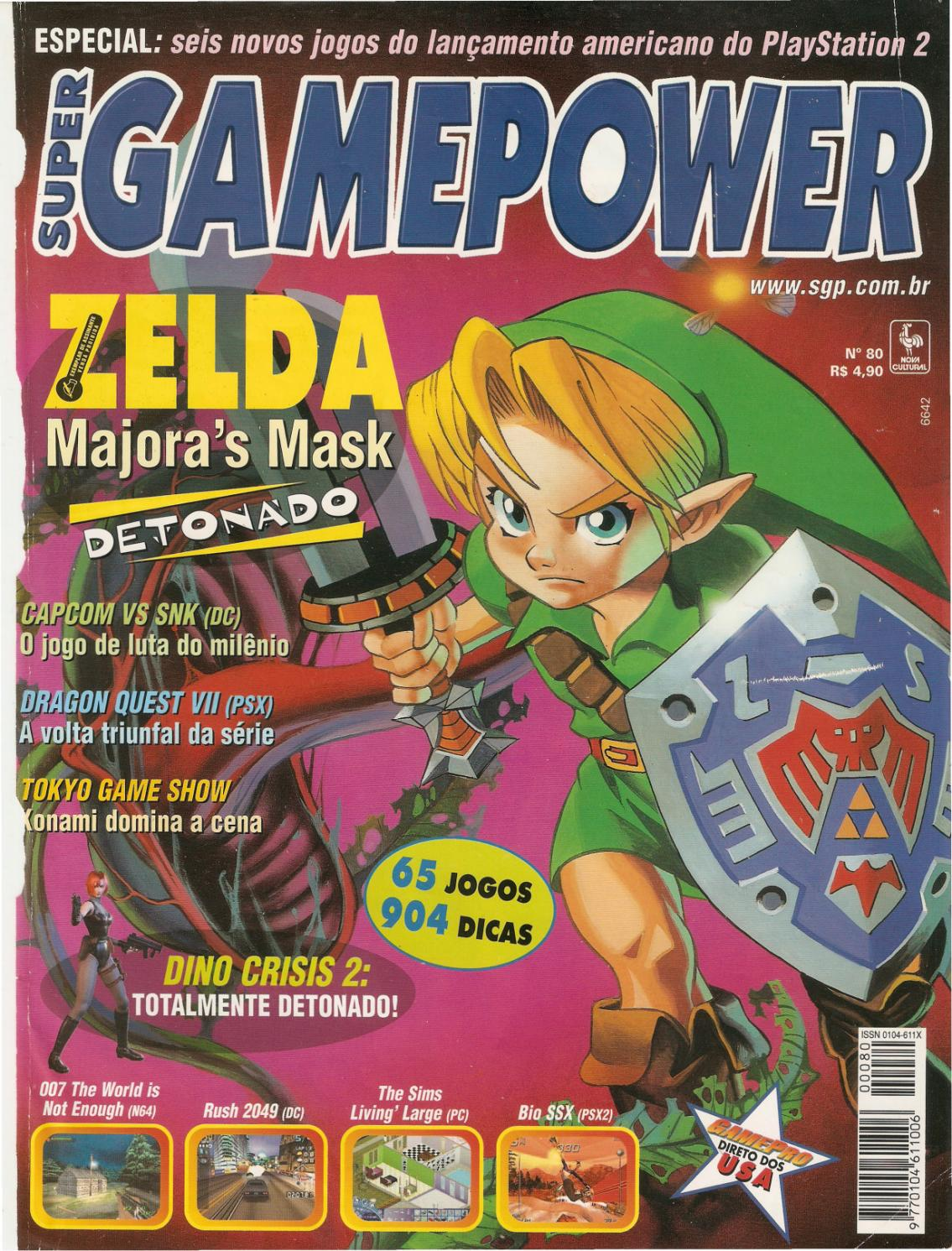 Super game power n 080 by revistas clssicas de games issuu fandeluxe Images