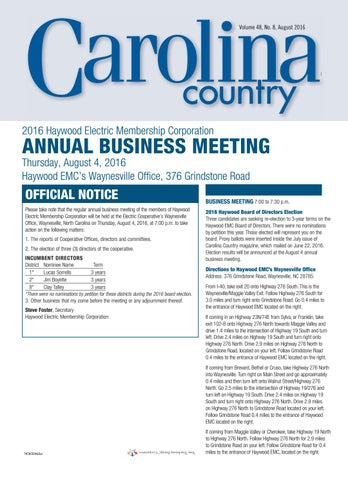 2016 08 hemc by carolina country issuu page 1 fandeluxe Image collections