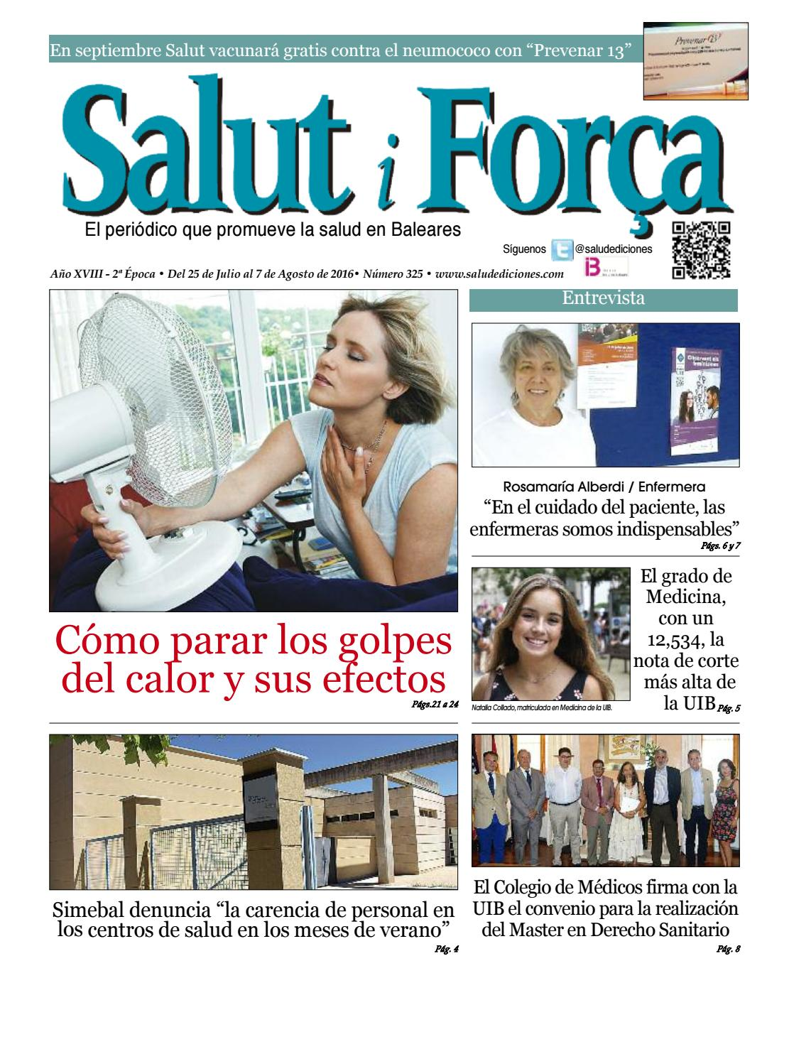 325 Salut i Forca Baleares by Salud Ediciones - issuu