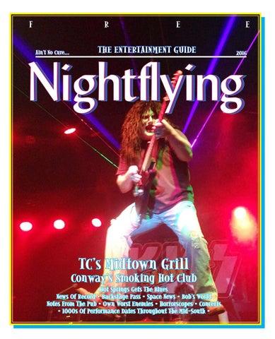 Nightflying Aint No Cure 2016 By Nightflying Issuu