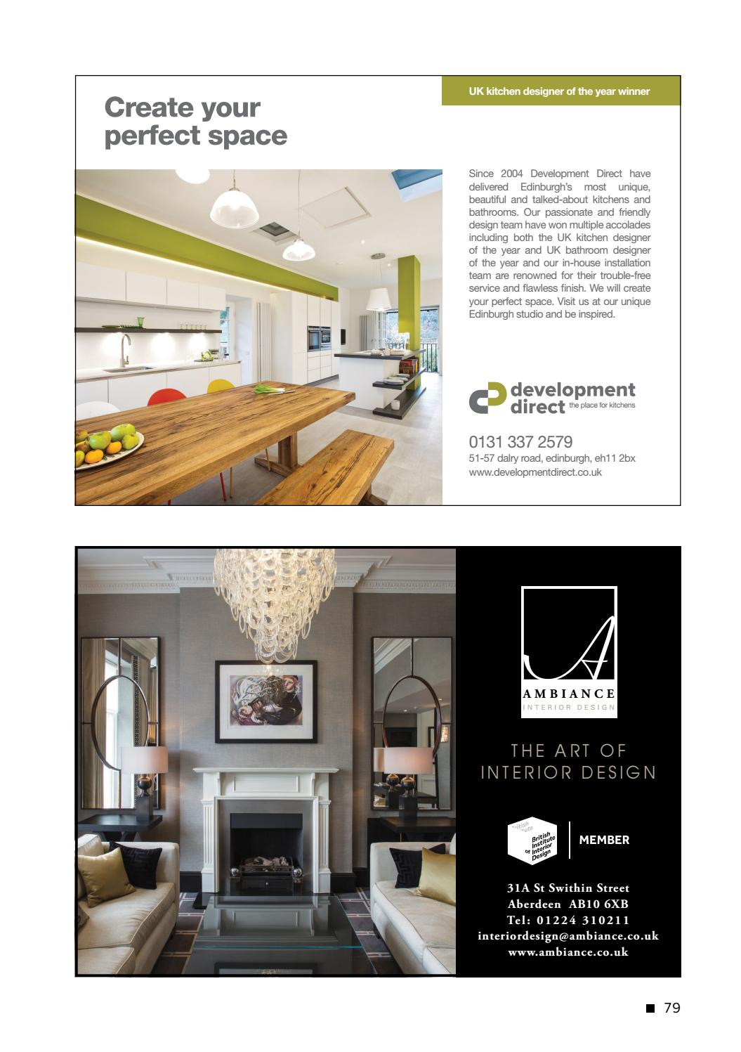 this is the related images of Ambiance Interior Design Aberdeen