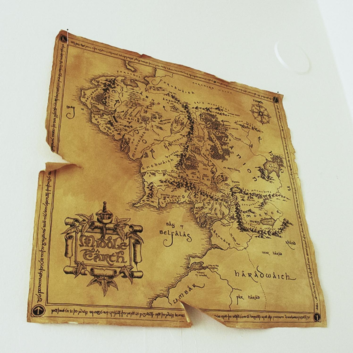 Keski Maan Kartta By Janne Sirainen Issuu