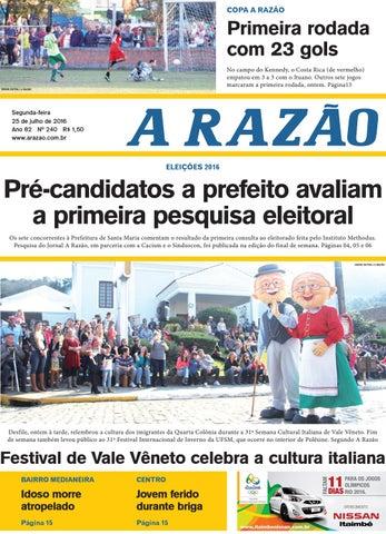 aa35aa3692 Jornal A Razão 25 07 2016 by Jornal A Razão - issuu