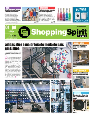 db48eaebcb1 Jornal Shoppingspirit News 005 by Mediapearl